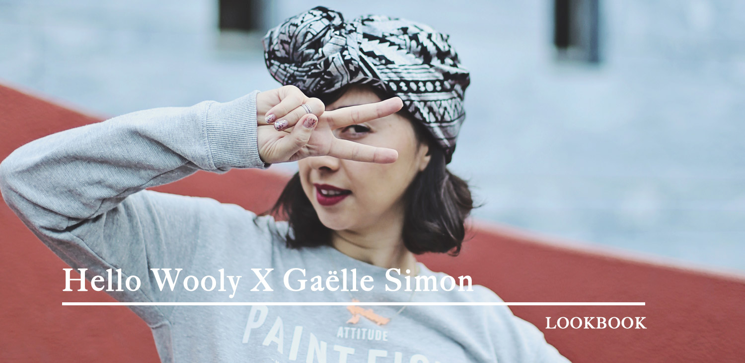 Shooting Hello Wooly X ©Gaëlle Simon