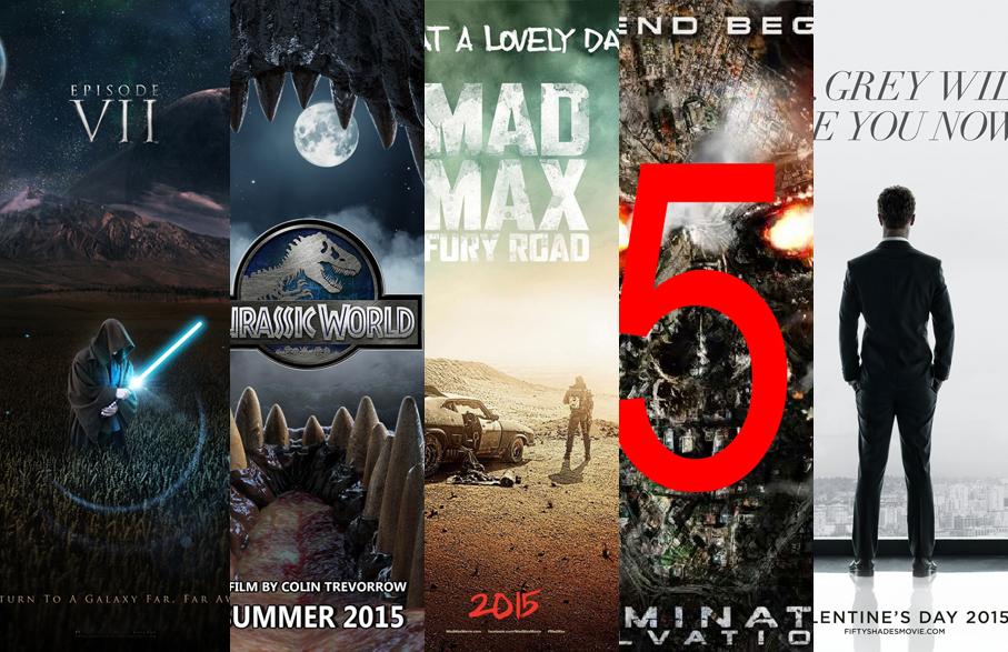3, 2, 1 Bonne année cinématographique!
