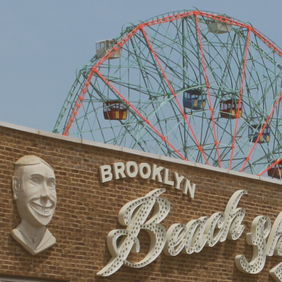Coney Island, summer 2013