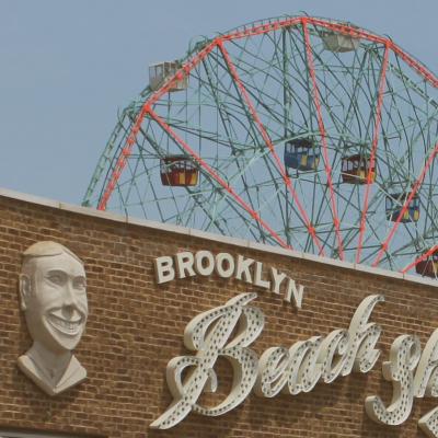 Coney Island, summer 2013
