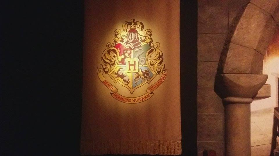 HARRY POTTER : L'EXPOSITION !