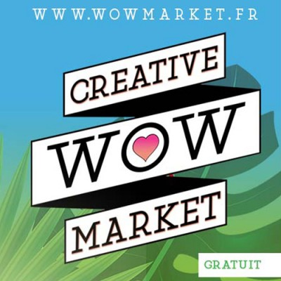 WOW – Creative Market ◆ Garden Party