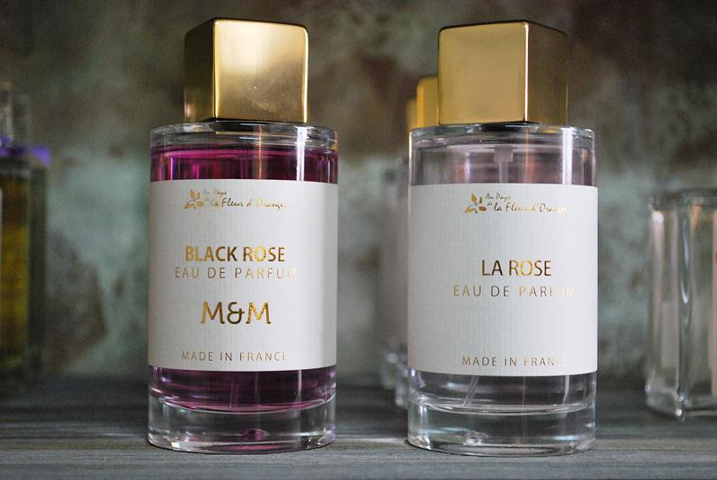 Eau de parfum Black Rose