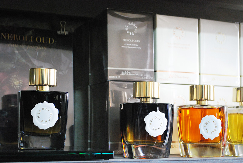 l'eau de parfum Néroli Oud