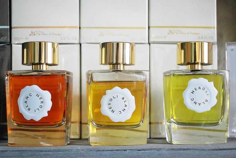 la Collection Néroli Blanc