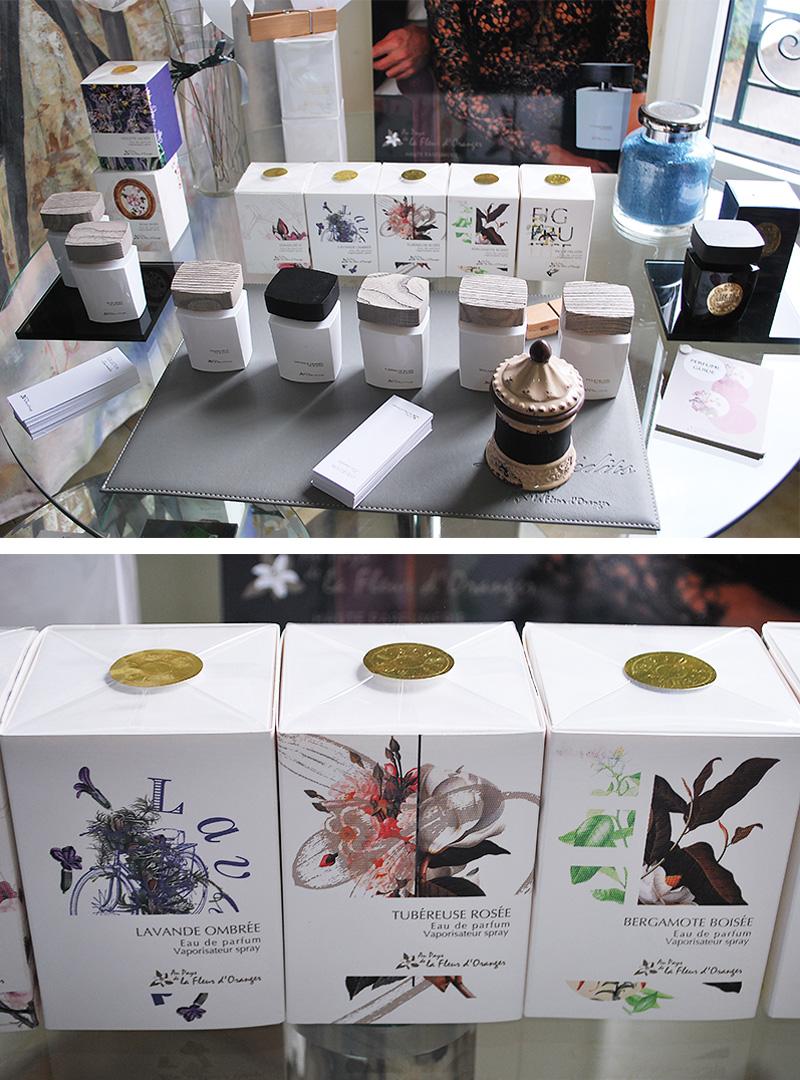 Haute Parfumerie Au Pays De La Fleur D'Oranger