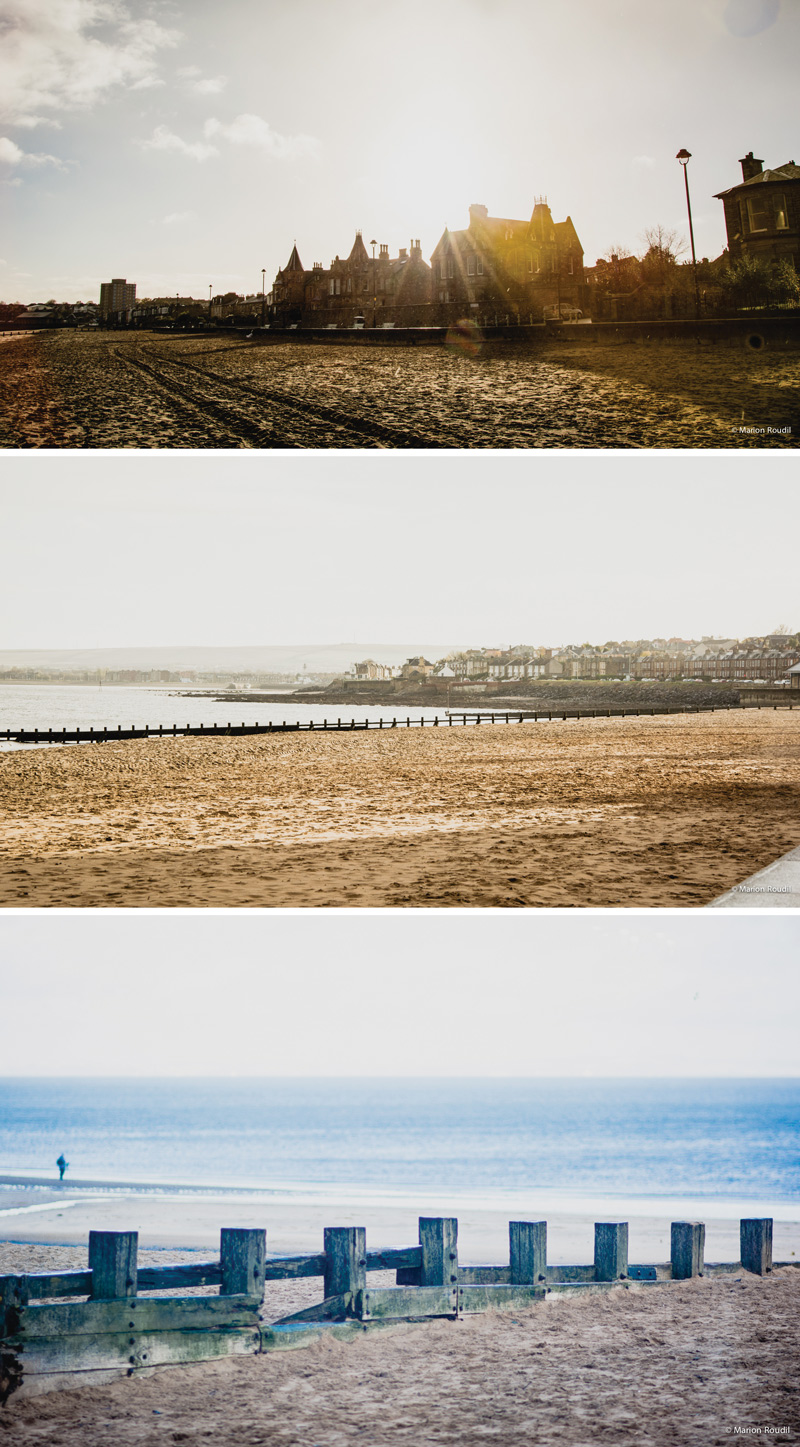 Portobello Beach // photos by ©Marion Roudil