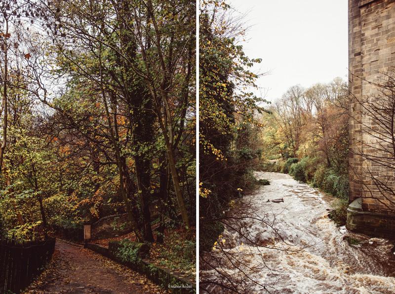 Édimbourg, de la ville à la nature