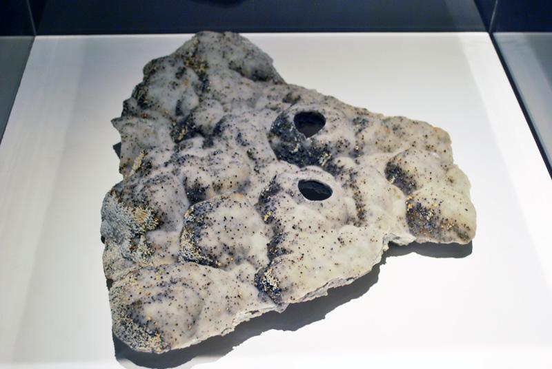 Le précieux pouvoir des pierres