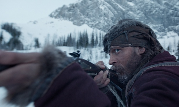 The Revenant Tom-Hardy