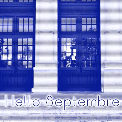 Teaser Septembre // Blue Jean
