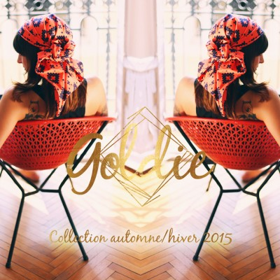 Photographie by Gaëlle Simon // Goldie : Marie Adoardi // ©Hello Wooly 2015