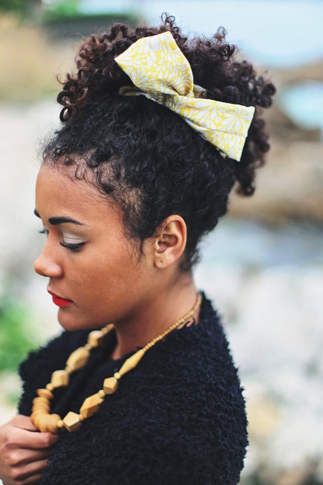 Fidji • Headband Big Bow