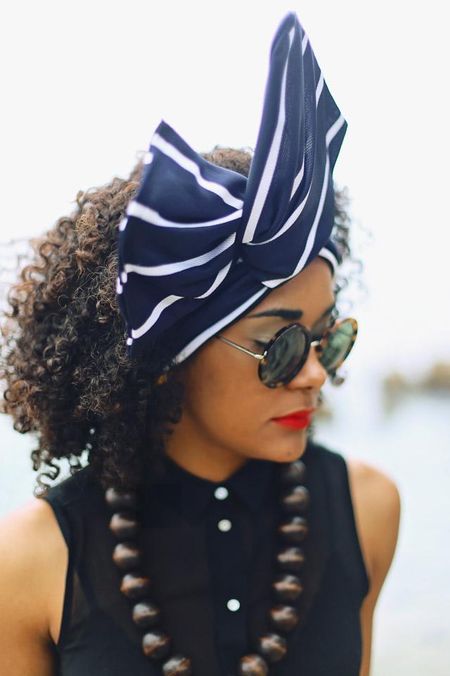 Monaco • Headband Big Bow