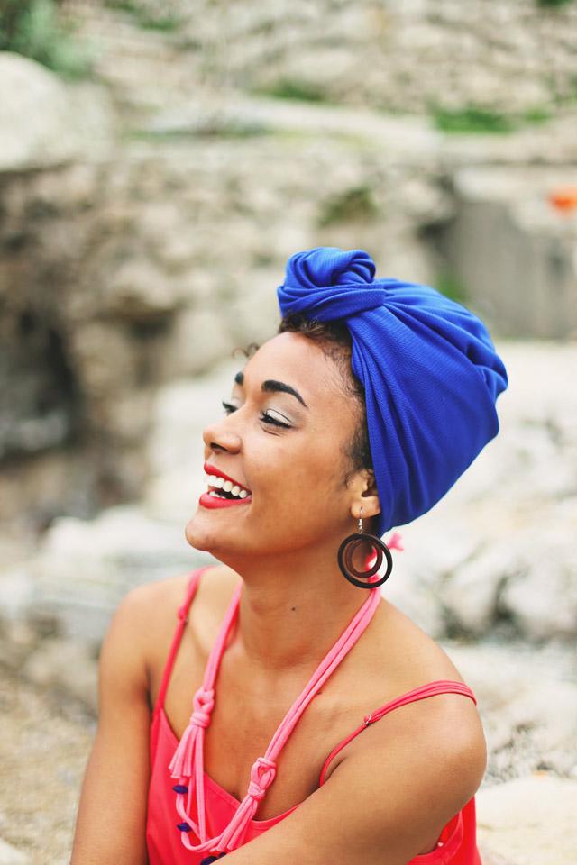 Santorin • Headwrap