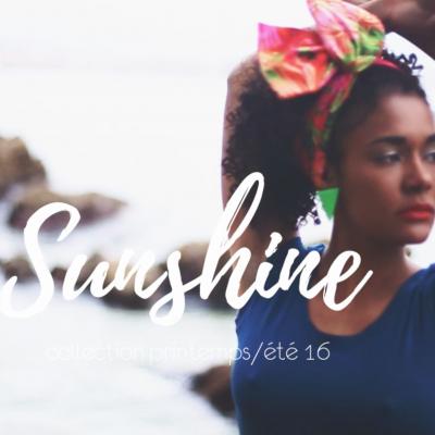 SUNSHINE • Collection PE/2016 • GOA