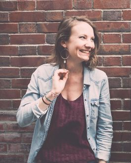 Juliette, entrepreneuse et créatrice de la marque Walleriana