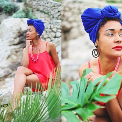 Photographie by Gaëlle Simon // Hana Teles // ©Hello Wooly 2016